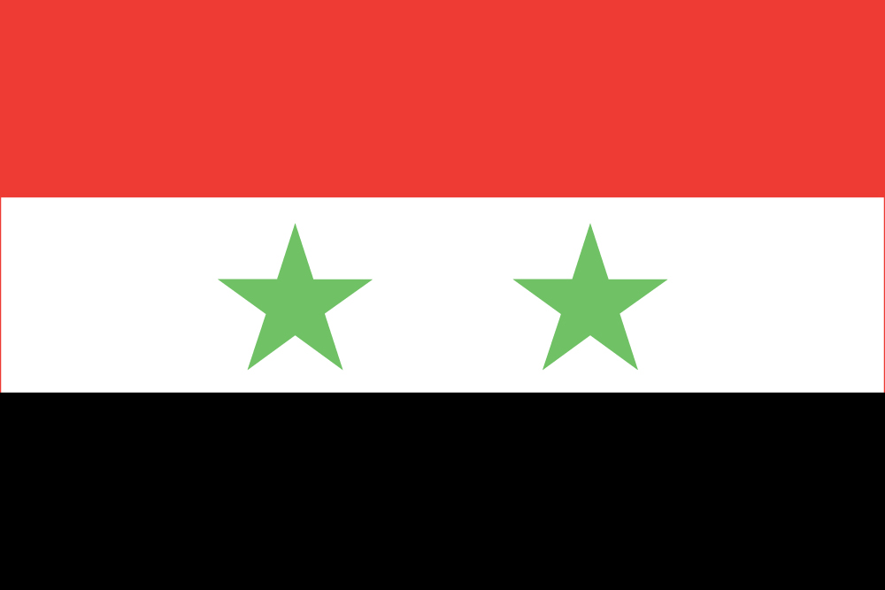 Syrian Flag (Flag of Syria)